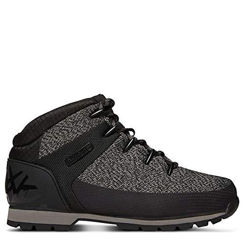 Timberland Men s Euro Sprint Fabric Boots - Navy  UK 8 5
