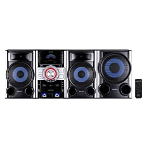 Sony MHC-GTZ3I Chaîne micro multi-CD Lecteur mp3 / WMA USB Host Tuner Radio Haut-parleurs 20 cm 400 W