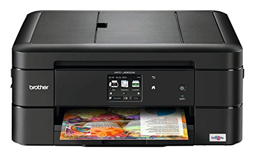 Brother MFC-J680DW Multifunktionsdrucker Tintenstrahl mit Scan/Fax/Copy-Funktion