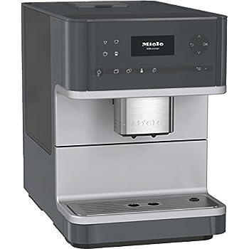 Miele CM 6110 Machine à Espresso Automatique Gris