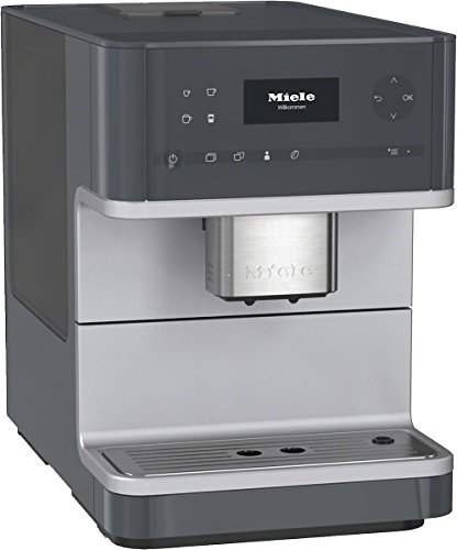 Miele CM6110 Stand-Kaffeevollautomat (AromaticSystem, OneTouch- und OneTouch for Two-Zubereitung,...