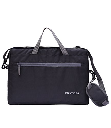 Fantosy men Grey polyester Laptop Bag(MB-007)