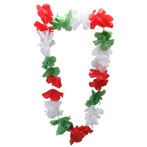 NEU Hulakette Italien, (Karneval Kostüme Italien)