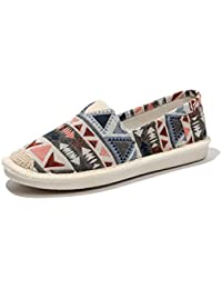 El tablero blanco del ocio al aire libre de los zapatos de lona de las señoras de los zapatos del acoplamiento del cordón calza los zapatos planos de la manera ( Color : Negro , Tamaño : 40 )