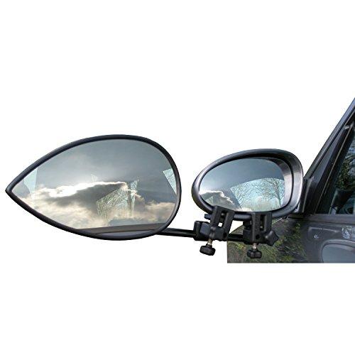 DOMETIC Dm-2899 Milenco Aero3 de remorquage Miroir - Lot de 2