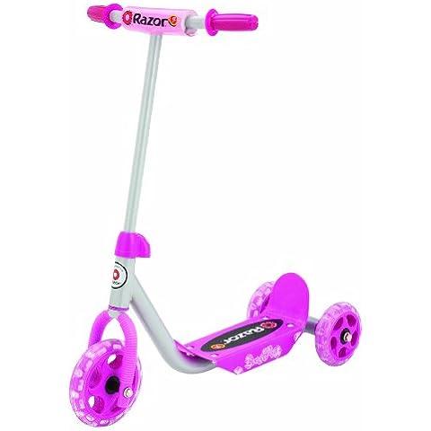 Razor Lil Kick - Patineta para niños, color rosa