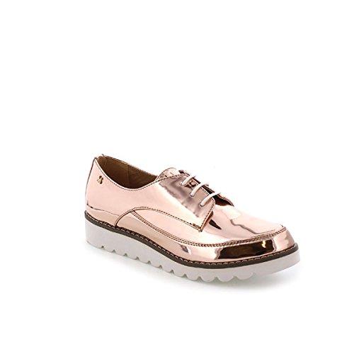 Maria Mare Damen 66218 Kleid-Schuhe Espejo oro rosa