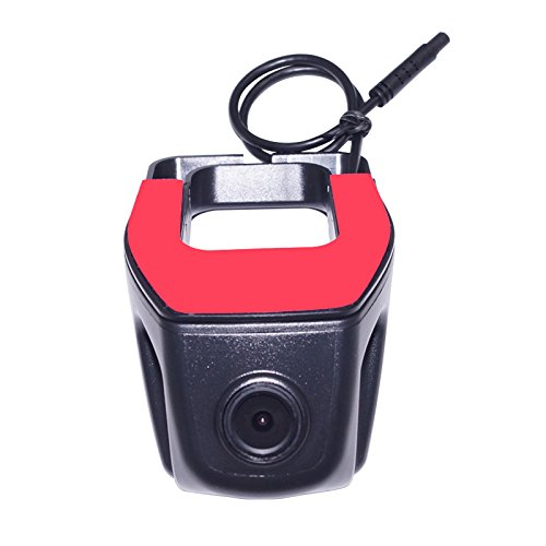 feeldo 720P HD Car Front USB Digital Video Recorder DVR Camera For Car Android 4.2/4.4/5.1/6.0 Stereo GPS Navigator