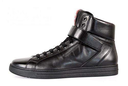 prada-scarpe-sneakers-alte-uomo-in-pelle-nuove-herren-hohe-hausschuhe-schwarz-schwarz-grosse-46-eu