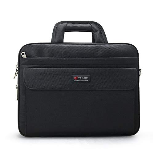 ZHAIFENGFENG1 Herren Aktentasche, Oxford Laptoptasche, Tragbare Business-Aktentasche, Geeignet für Freizeit/Business/Arbeit (Klein) -