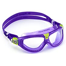 Aqua Sphere Seal Kid 2 Swimming Goggle, Made In Italy