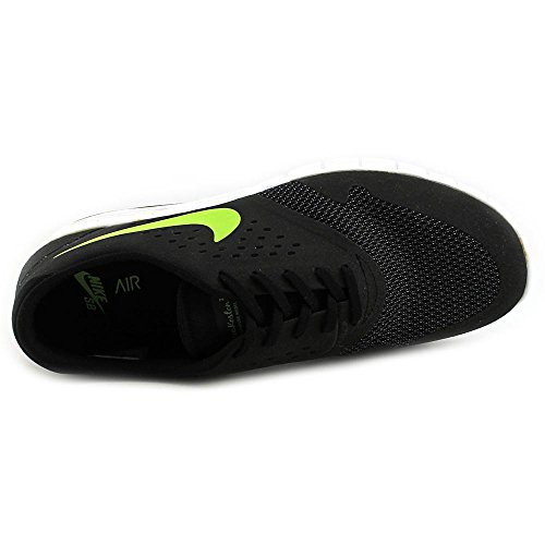 Nike Eric Koston 2 Max, Chaussures de Skate Homme, Rouge, Taille Black/flash lime-white