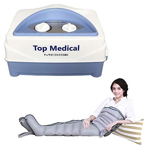 Pressoterapia medicale MESIS Top Medical Six a 6 settori con 2 gambali e Kit Slim Body