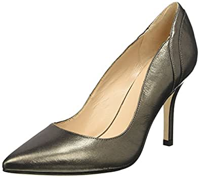 Serra, Womens Heeled Shoes with Closed Toe Pennyblack
