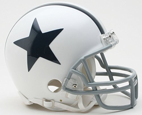 Riddell Dallas Cowboys NFL Throwback Mini Helmet (1960-63)