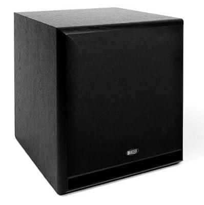 KEF C4 Subwoofer Attivo, nero al miglior prezzo su Polaris Audio Hi Fi