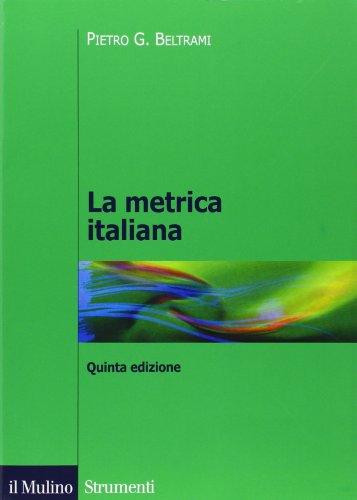 La metrica italiana