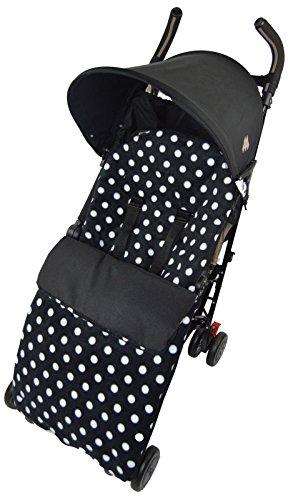 Forro polar saco/Cosy Toes Compatible Buzz silla paseo