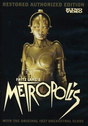 Metropolis (Restored Authorized Edition) by Brigitte Helm