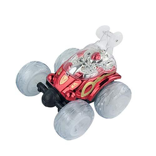 tackjoke Auto Telecomandata, Macchina Telecomandata con 360 Rotazione RC Auto con Musica E Luci A LED, Ideale Regalo Giocattolo per Bambini(Colore Mimetico) approv