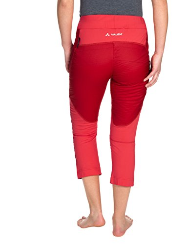 VAUDE Damen Hose Boe Warm Pants Indian Red