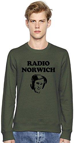 Radio Norwich Unisex Sweatshirt XX-Large