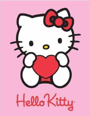 Sanrio Kuscheldecke Hello Kitty im Test