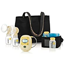 Medela Freestyle Double Electric Breastpump - Yellow