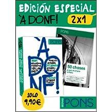 À donf ! 2 x 1 EDICIÓN ESPECIAL (diccionario de argot francés + guía de París) (Pons - Diccionarios)
