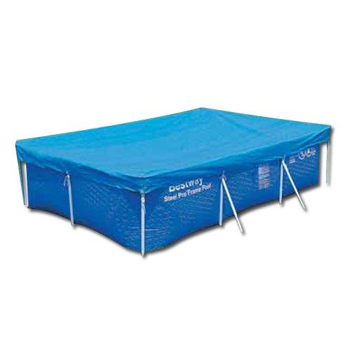 couverture Telo pour piscines rectangulaire cm. 400X211 56082