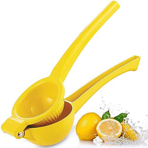 Exprimidor manual de limón, exprimidor manual de cítricos, exprimidor de limón, lima, naranja y extracto...