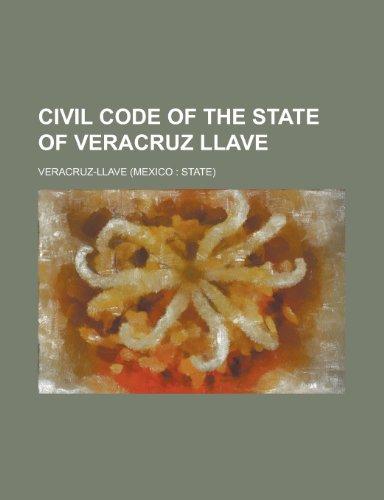 Civil Code of the State of Veracruz Llave