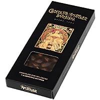 Chocolate Amatller - Tableta de chocolate (Almendras, 70% cacao) - 250 gr.