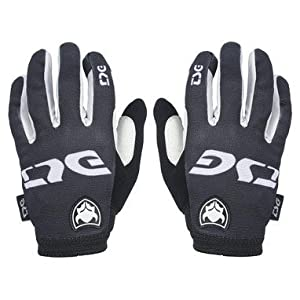 TSG Bike-Handschuhe Slim Solid Black