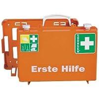 Erste-Hilfe-Koffer mit Inhalt orange preisvergleich bei billige-tabletten.eu