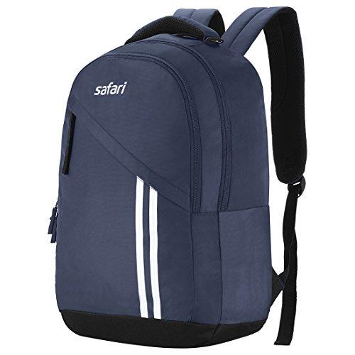 Best safari backpacks in India 2020 Safari 27 Ltrs Navy Blue Casual Backpack (Sport) Image 4