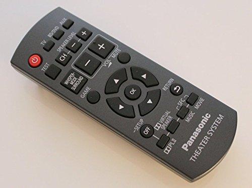 Panasonic N2QAYB000417 Fernbedienung für SC-ZT1 DVD-System Panasonic Plasma Receiver