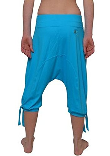 Sarouel Fitness et Danse Turquoise - Margarita Turquoise