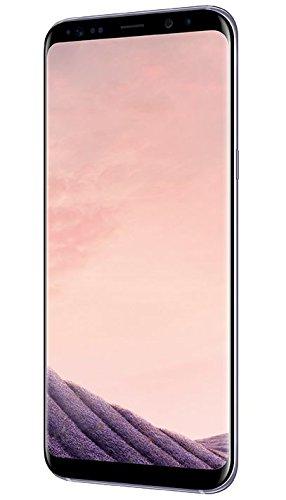 Samsung Galaxy S8 Plus  Smartphone libre  6 2    4GB RAM  64GB  12MP   Versi  n alemana  No incluye Samsung Pay ni acceso a promociones Samsung Member