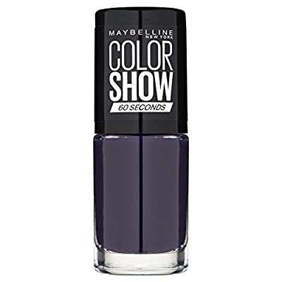 Maybelline New York Color Show Nail Makeup Nail Polish from Maybelline New York