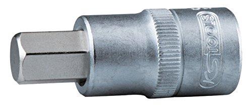 "Preisvergleich Produktbild KS Tools 911.3462 3 / 4"" Bit-Stecknuss Innensechskant,  kurz,  22 mm"