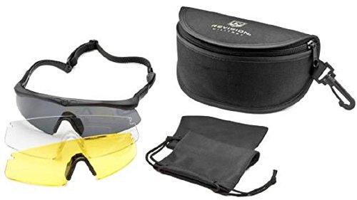 Revision Sawfly Max-Wrap DLX Kit Black Large, Schwarz, L -