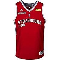 SIG Strasbourg Réplica Extérieur Maillot de Basket Homme