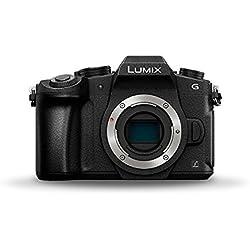 Panasonic Lumix DMC-G80 Appareils Photo Numériques 16.84 Mpix