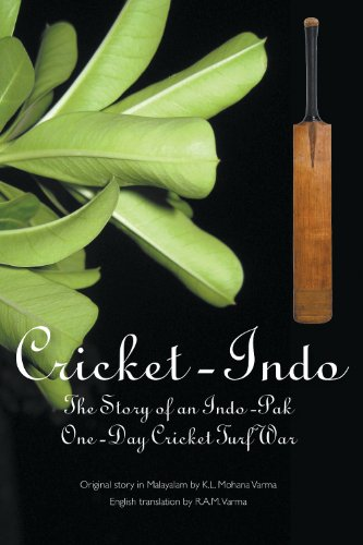 Cricket-Indo : The Story of an Indo-Pak One-Day Cricket Turf War (English Edition) por K. L. Mohana  Varma