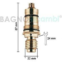 TEUCO Repuesto Cartucho Elemento Termostático para Box Ducha Articolo  81201800 c556235d7212