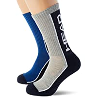 Head Calcetines de tenis (Pack de 3) Unisex adulto