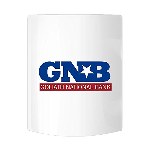 3dsupply Goliath National Bank - Tazza di caffè