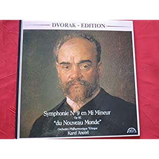 Supraphon - 25925 - Symphonie N°9 En Mi Mineur Op.95