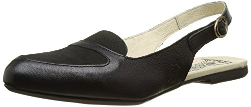 Fly London Mazi904fly, Ballerine Donna Nero (black/black 000)